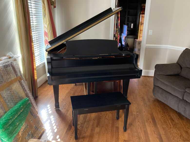 Knabe KN-500 Piano