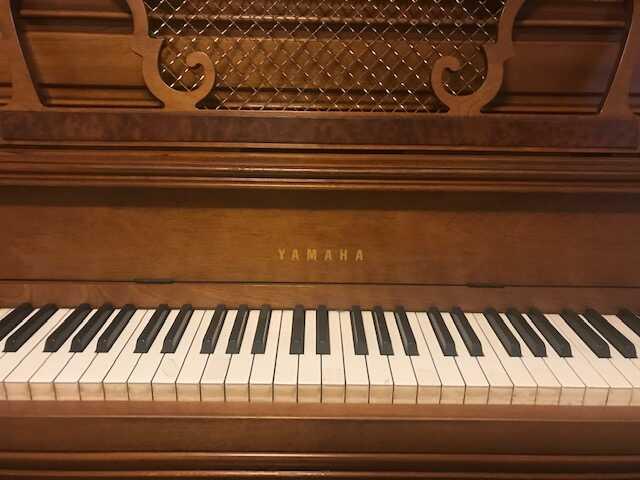 Yamaha M2 French Oak Piano French Style w bench