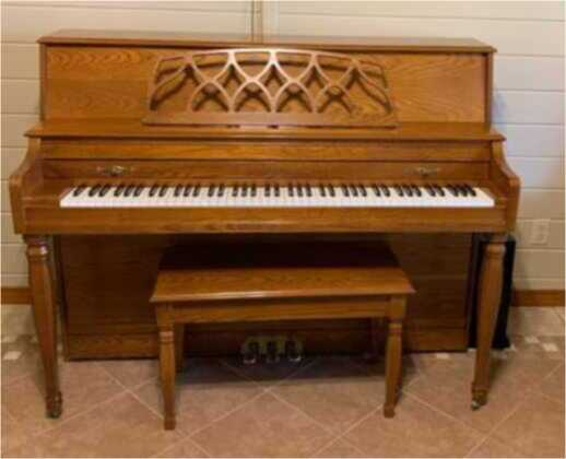 An Elegant Piano