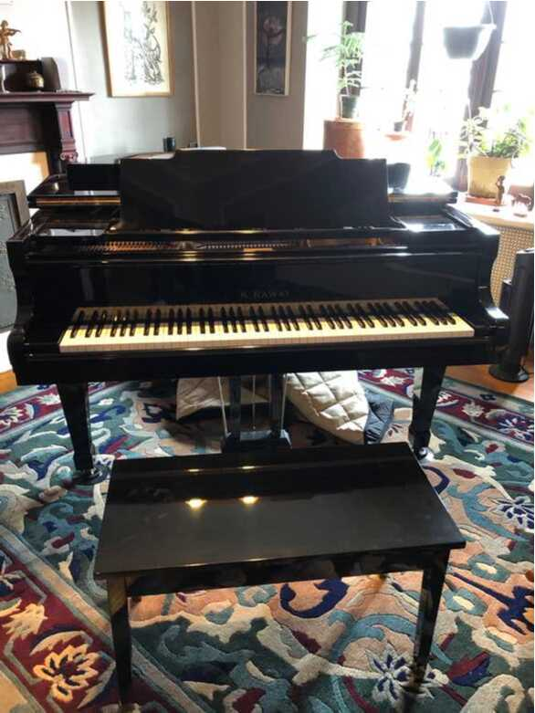 1978 Kawai Grand Piano-One Owner-Excellent Condition