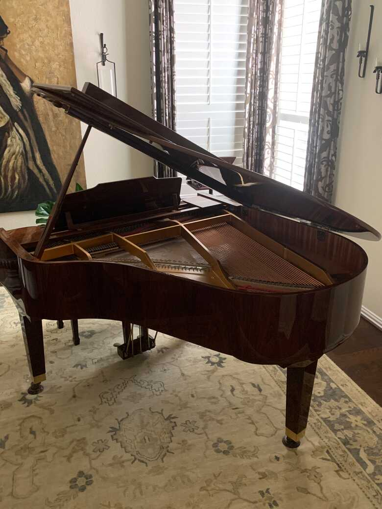 Weber WG-57 Parlor Baby Grand Piano