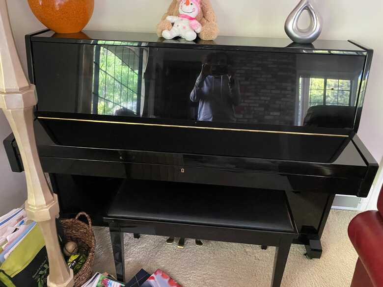 Piano - Pearl River (lightly used)