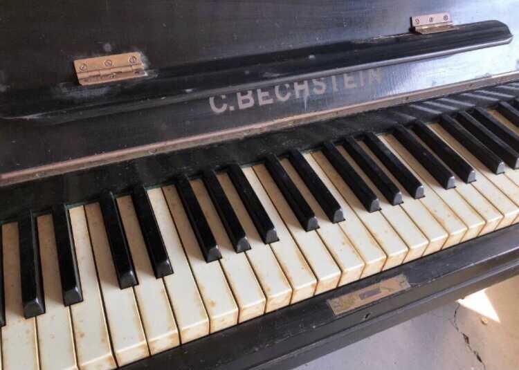 Bechstein 1905 Upright