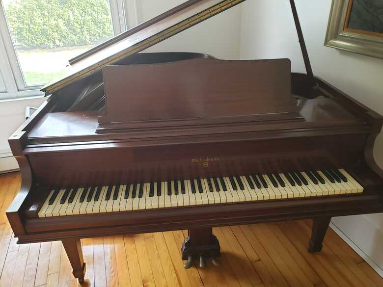 Knabe Baby Grand for sale 2000