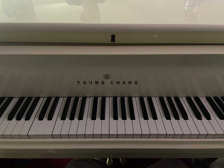 Immaculate condition Grand Piano