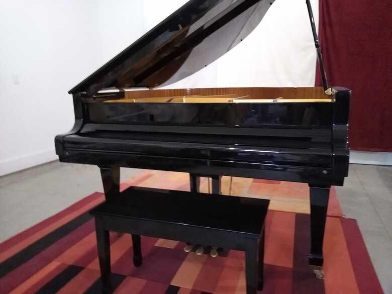 Weber Baby Grand Piano in Michigan