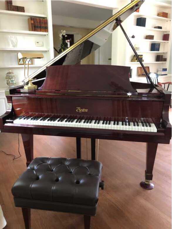 Like New Boston Grand Piano
