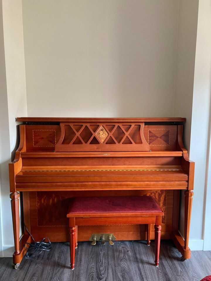 Samick Piano (Price Negotiable)