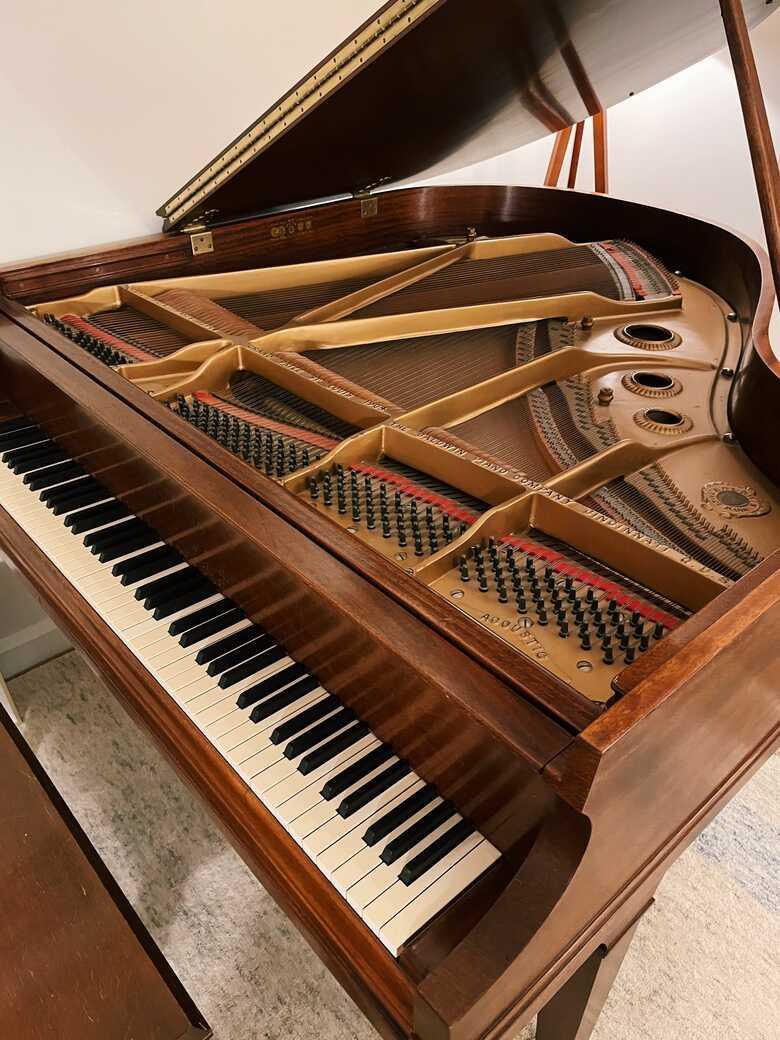 "Baldwin 5'2"" M Series Grand Piano- Excellent Condition"