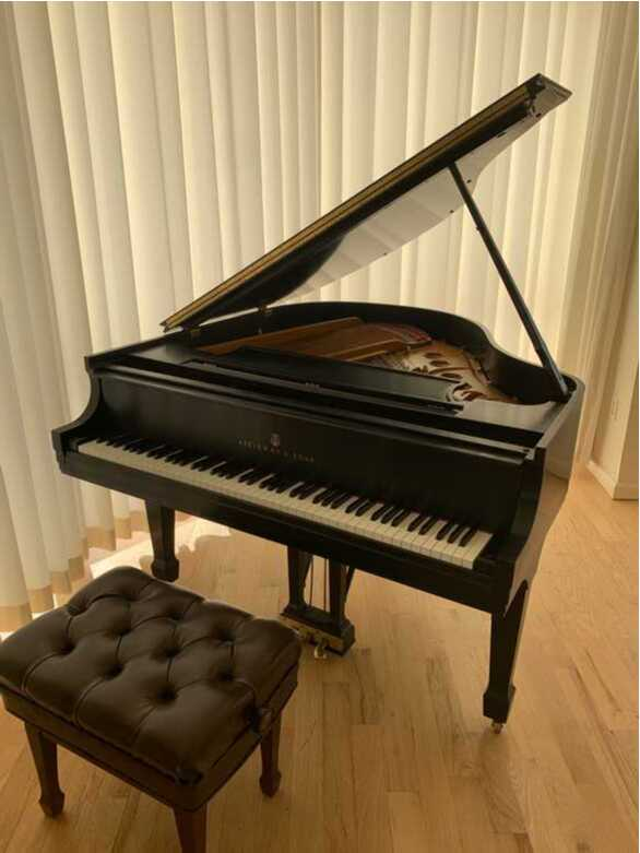 1994 Steinway Grand Piano Model S