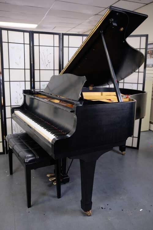 "Yamaha G2 5'8"" Ebony, One Owner (VIDEO) Sonny's Pianos"
