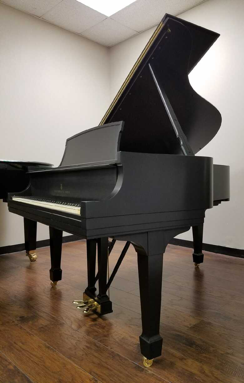 Steinway model L Grand Piano - one owner, newly rebuilt