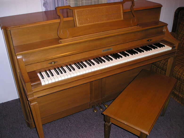 Piano: Baldwin Spinet For Sale