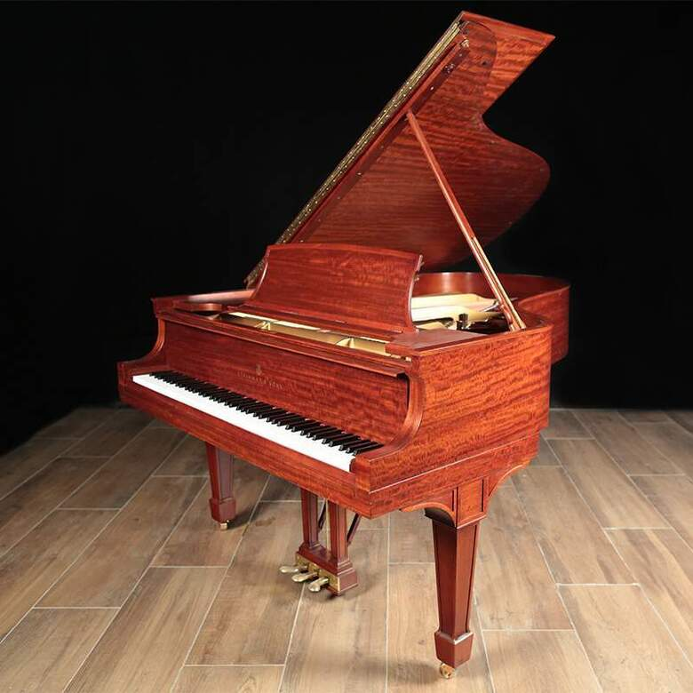 """Completely Restored Steinway Grand Piano, Model A3 - 6'4"""""""