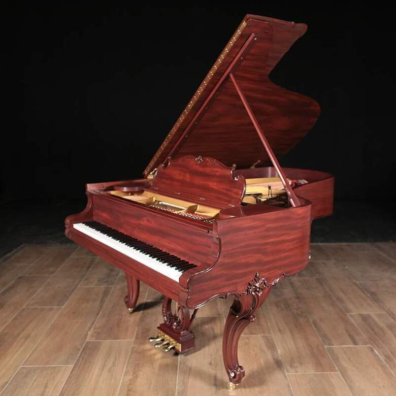 Louis XV Steinway Grand Piano, Model B - Sold by Lindeblad