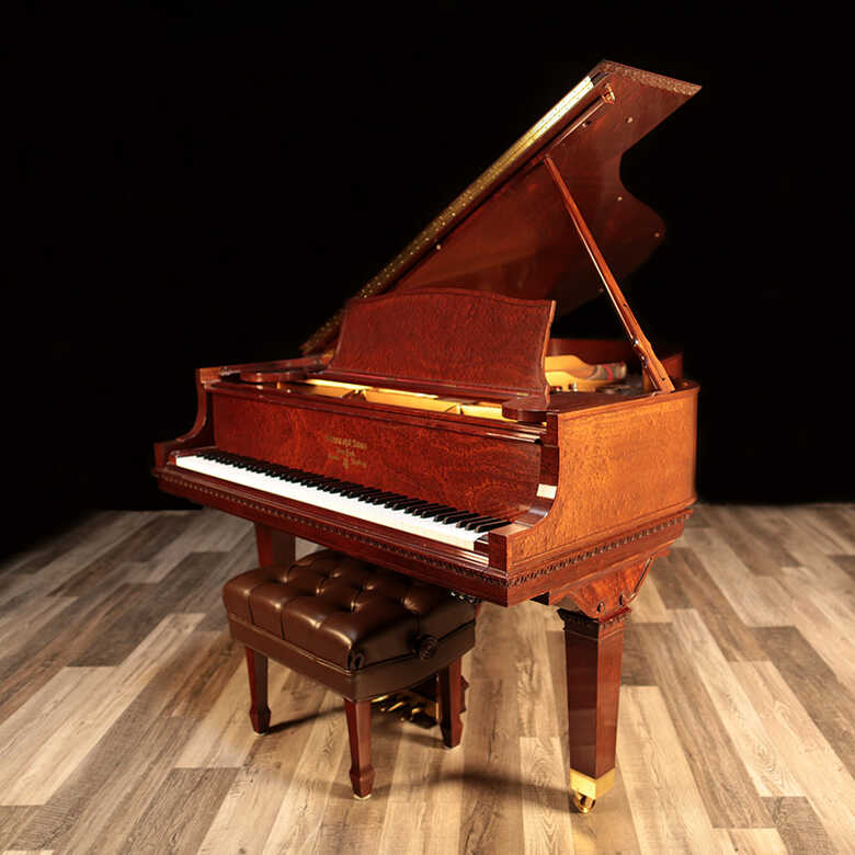 "1997 Steinway L - 5'10"" - Tiffany Style - Lindeblad Piano"