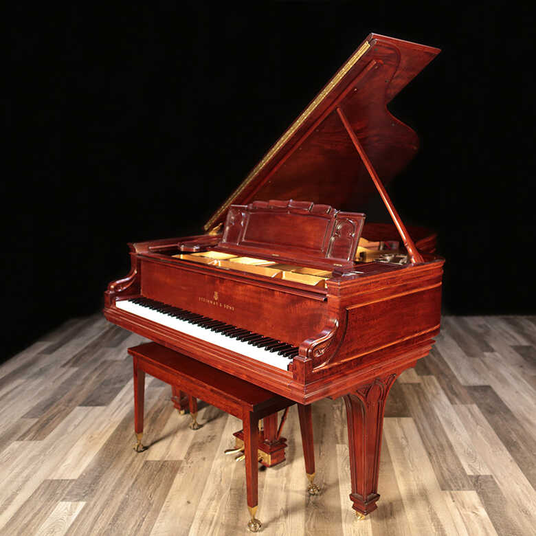 Steinway Grand, Model A - Sold by Lindeblad Piano