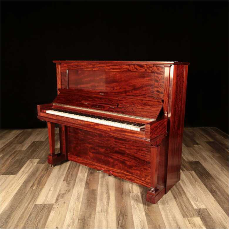1915 Steinway Upright, Model K - Sold by Lindeblad Piano