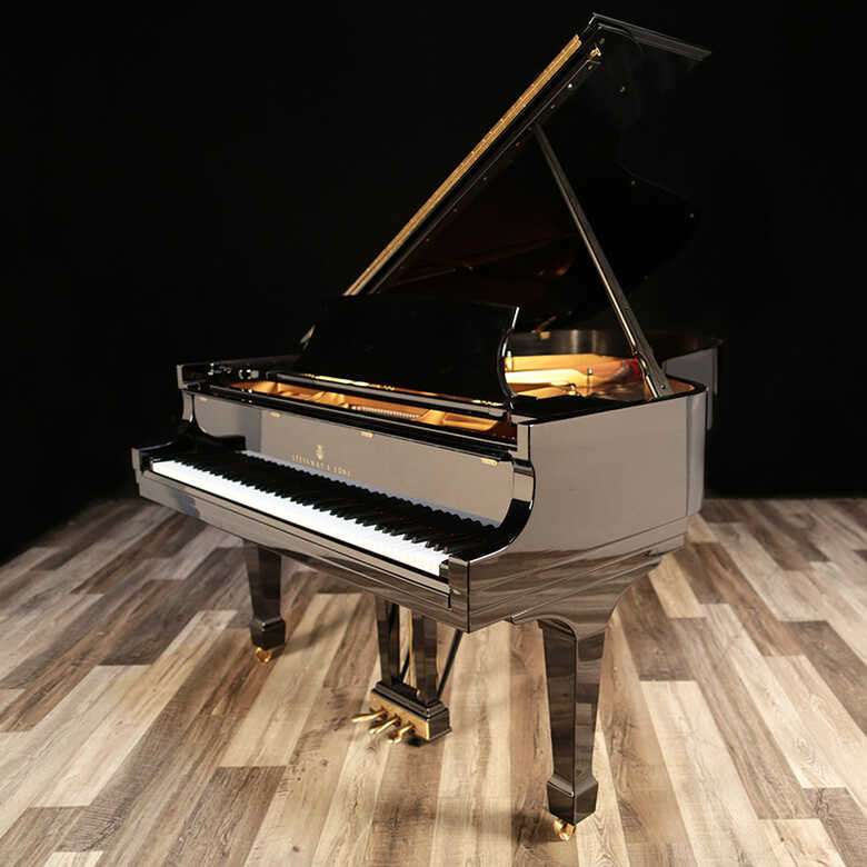2014 Steinway Grand Piano, Model B - Sold by Lindeblad Piano
