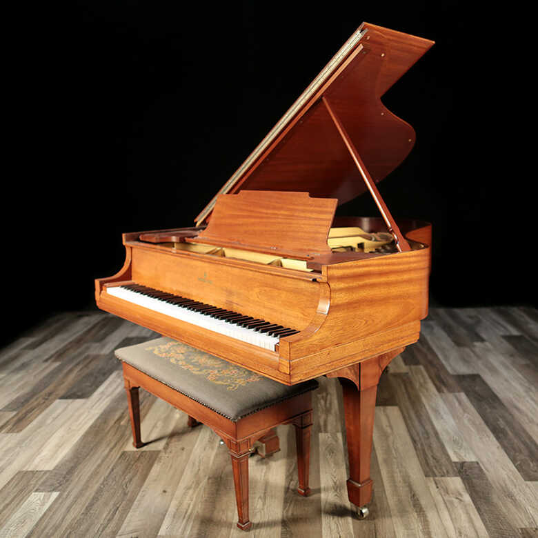 Steinway Grand Piano, Model M - Sold by Lindeblad Piano