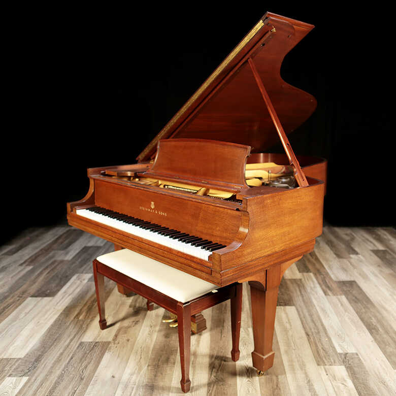 1967 Steinway Grand Piano, Model B - Sold by Lindeblad Piano