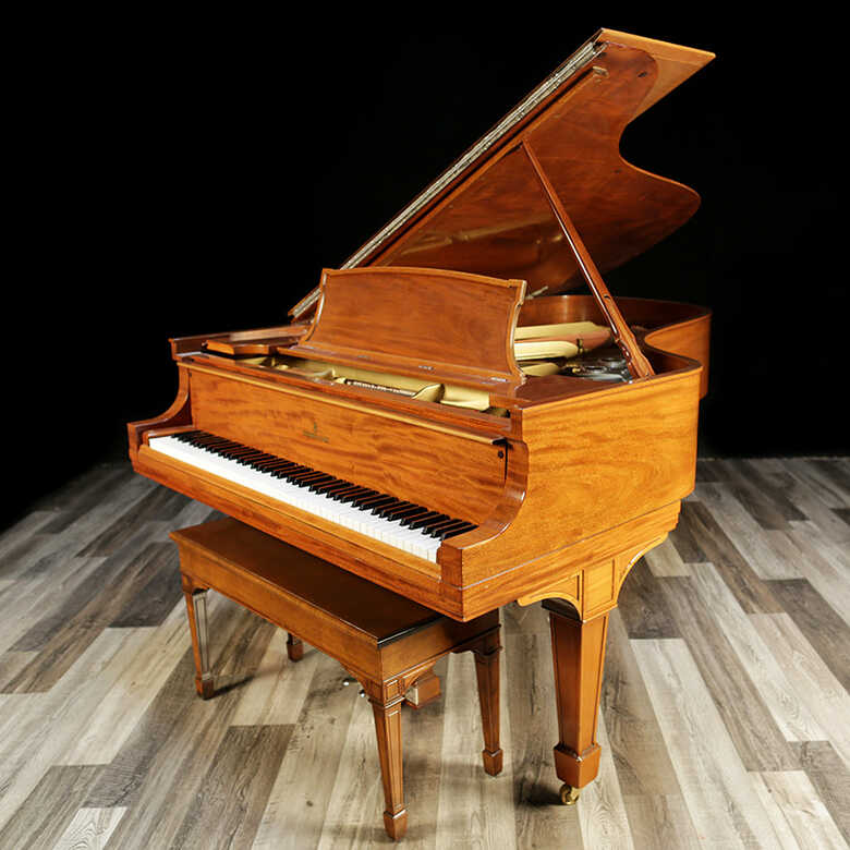 Steinway Grand Piano, Model B - Sold by Lindeblad Piano
