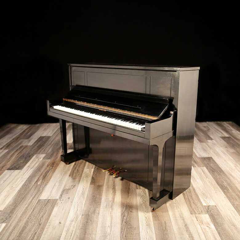 1968 Steinway Upright, Model 1098 - Sold by Lindeblad Piano