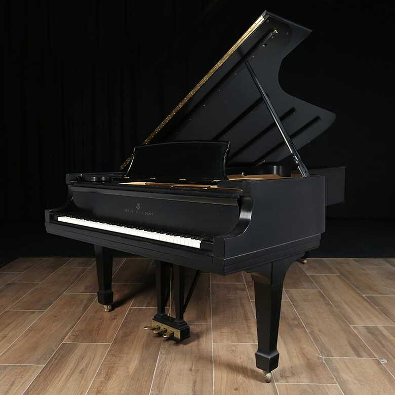 1980 Steinway Grand Piano, Model D - Sold by Lindeblad
