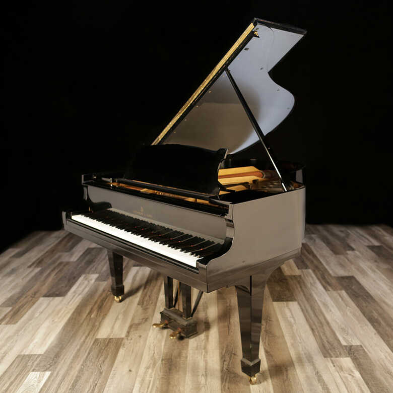 Hamburg Steinway Grand Piano, Model M - Sold by Lindeblad