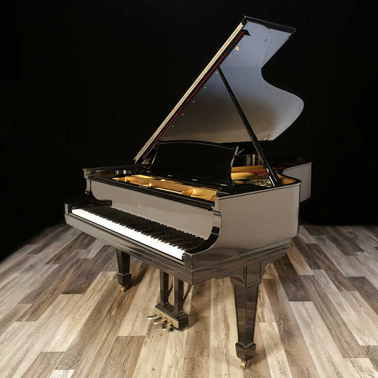 Restored Steinway Grand Piano, Model B - Sold by Lindeblad