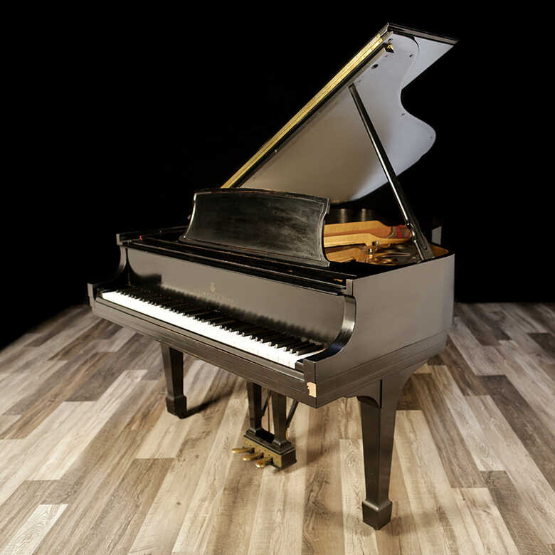1975 Steinway Grand, Model L - Sold by Lindeblad Piano