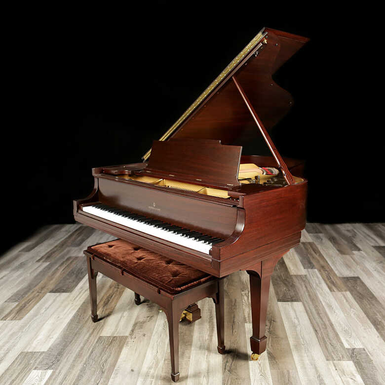 Restored Steinway Piano, Model M with Player Latest Player