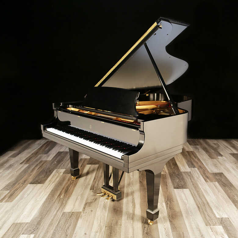 """2012 Steinway Grand Piano, Model B - 6'10.5"""", Mint Condition"""