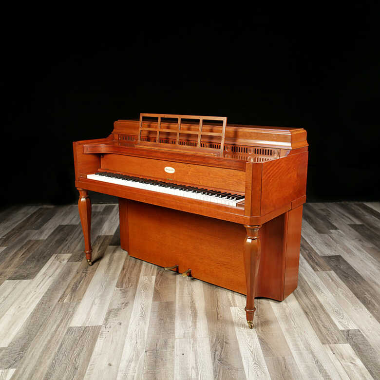 1982 Steinway Console Piano