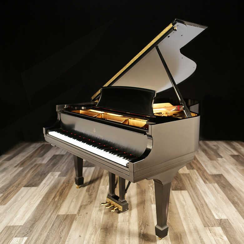 2007 Steinway Grand Piano Model O