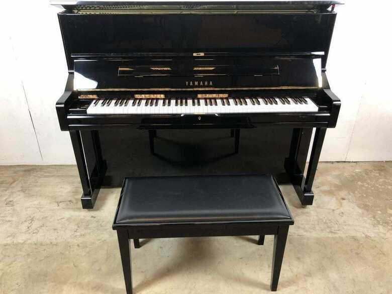 """2007 Yamaha U1 48"""" Vertical Upright piano"""