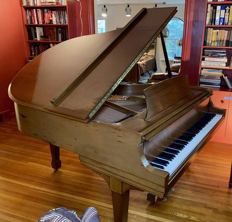 $$$ Reduced! Affordable Steinway M Signed by John H Steinway